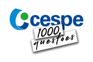 RESOLUÇÃO DE 1000 QUESTÕES | BANCA CEBRASPE/CESPE