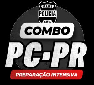 COMBO: PC/PR - INVESTIGADOR | PREPARAÇÃO INTENSIVA