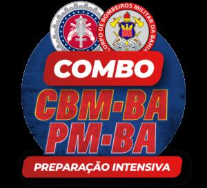 COMBO: PM/BA CBM/BA | PREPARAÇÃO INTENSIVA