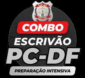 COMBO: PC/DF ESCRIVÃO | PREPARAÇÃO INTENSIVA | (EXERCÍCIOS/RETA FINAL/SIMULADOS)